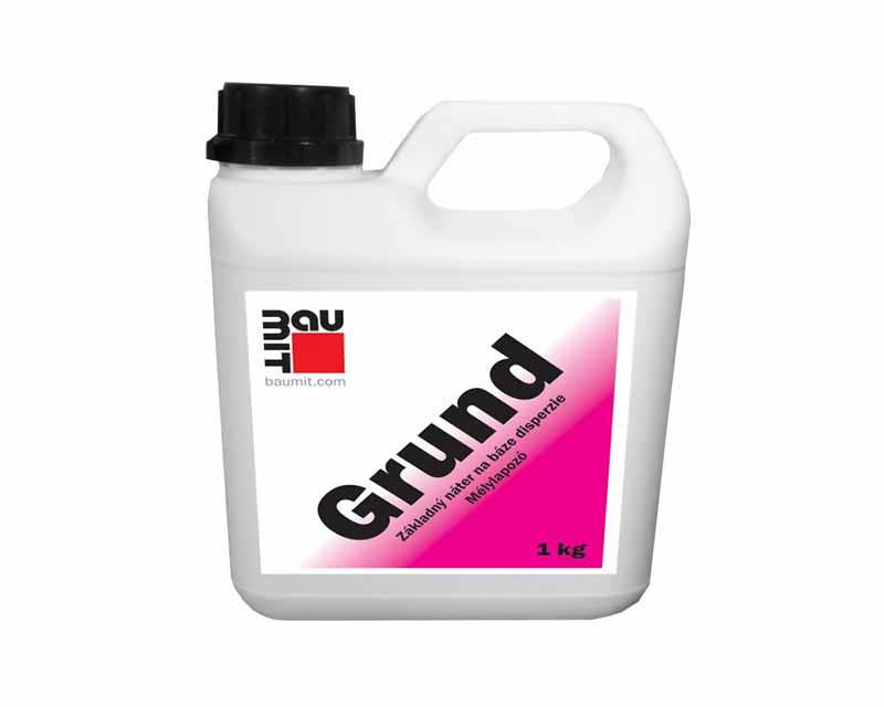 Baumit Grund Mélyalapozó tapadás javítására - 1kg