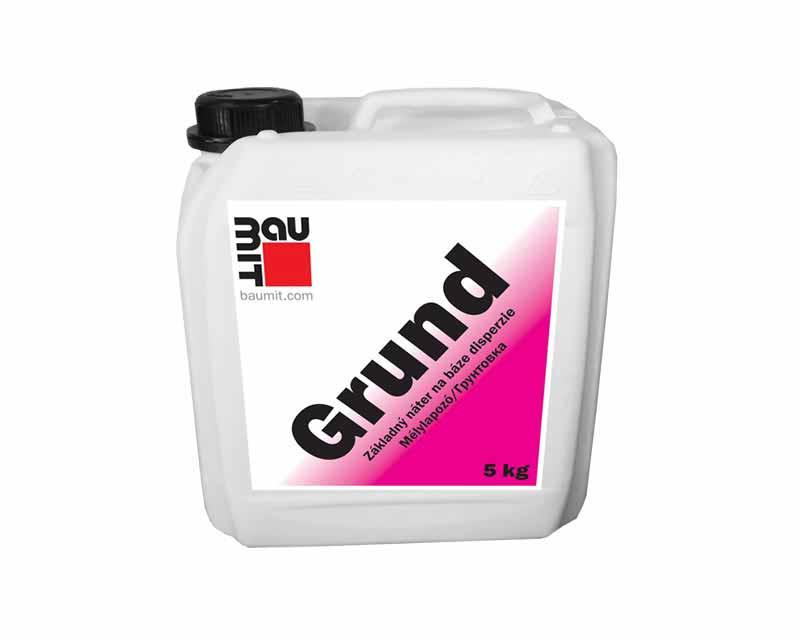 Baumit Grund Mélyalapozó tapadás javítására - 5kg