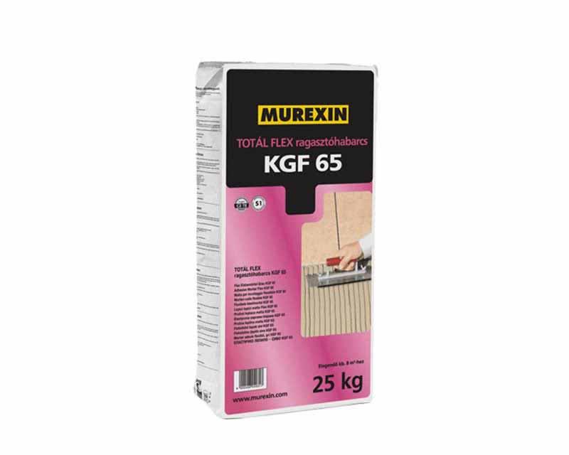 Murexin KGF 65 Totálflex S1 ragasztóhabarcs
