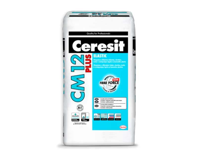 Henkel Ceresit CM 12 Plus burkolatragasztó