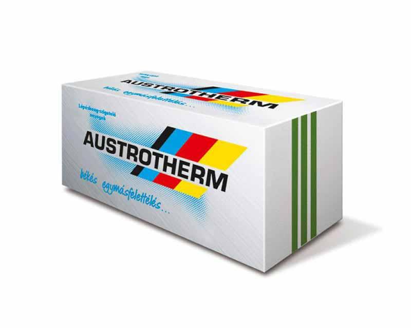 Austrotherm EPS AT-L5 lépéshangszigetelő lemez