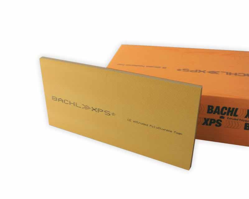 BACHL XPS extrudált polisztirol lemez