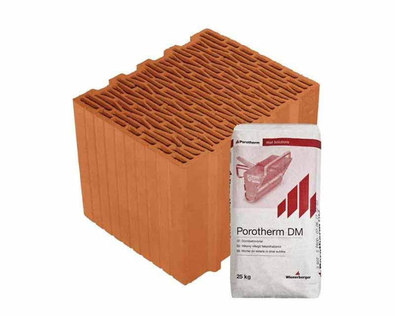 Porotherm 30 Klíma Profi tégla