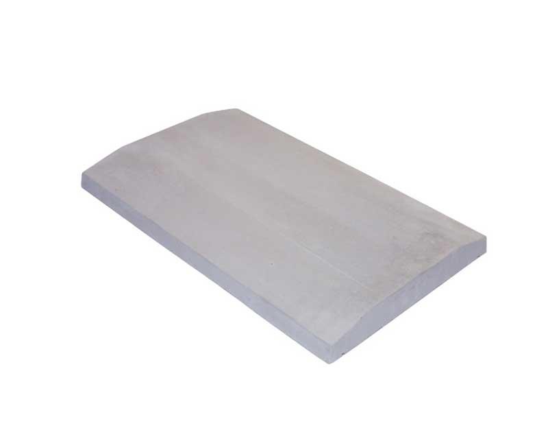 Leier Lábazati kúpos fedlap 49x20x4cm