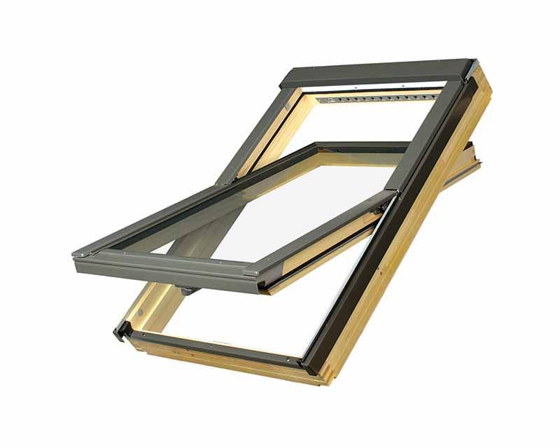 Fakro FTP-V középen billenő tetőablak