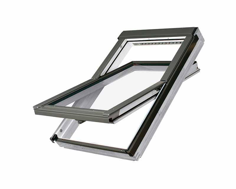 Fakro FTU-V nedvességnek fokozottan ellenálló billenő tetőablak