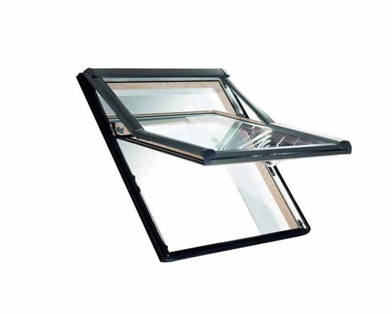 Roto Designo R7 felső harmadban billenő tetőtéri ablak