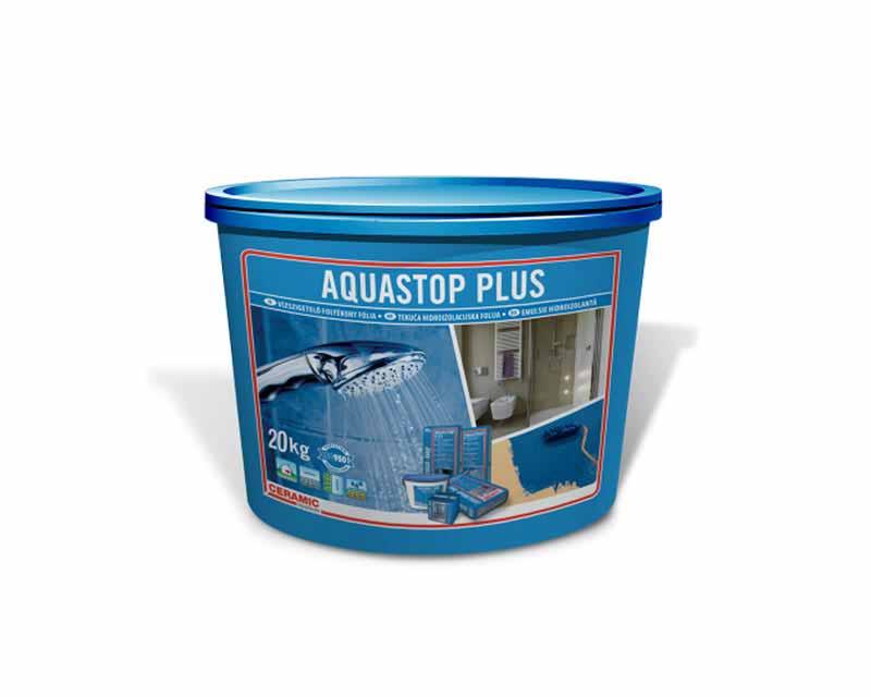 LB-Knauf Aquastop Plus beltéri kenhető vízszigetelés